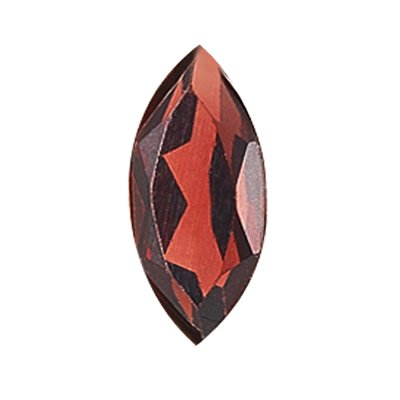 5.00 Cts of 14x7 mm Marquise Loose Garnet (1 pcs ) Gemstone