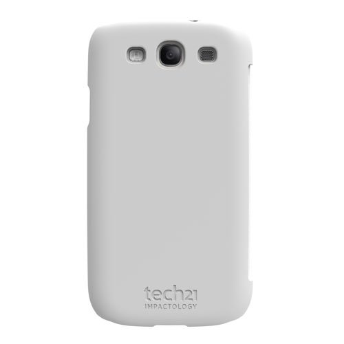 Tech21 Samsung Galaxy S3 Case With Flip D30 Impact Snap - White - In Retail Packaging (Forro Mini S3 Samsung Galaxy compare prices)
