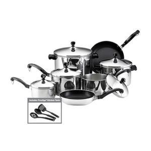 Farberware Cookware 50049 Fw Classic 15 Piece Set