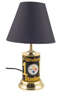 Steelers Lamp from SteelerMania