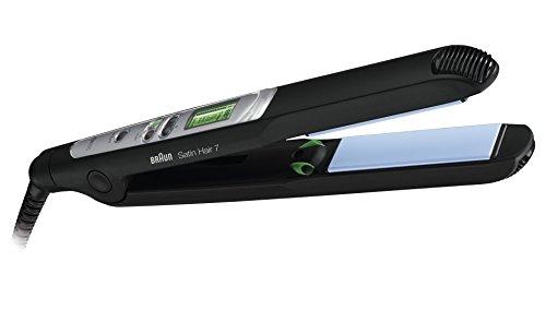 Braun AKTIONSPREIS - Satin Hair 7 ST715 ES2 Haarglätter/Glätteisen (IONTEC Technologie für glatteres Haar), Nachfolgemodell von ST710 -