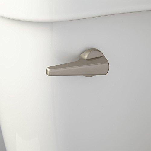 Arrow Flush Lever - Antique Copper front-583758
