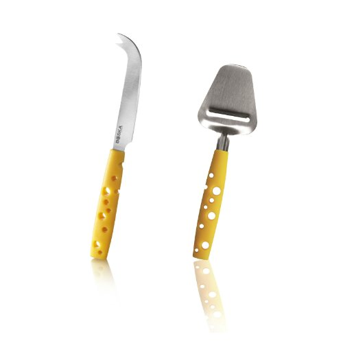 Boska Holland Dutch Mini Cheesy Presentation Knife & Cheese Slicer Set