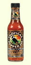 Tropical Pepper Co XXXXtra Hot Habanero (2 pack)
