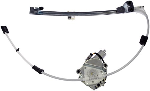 Dorman 748-569 Jeep Liberty Rear Driver Side Window Regulator with Motor