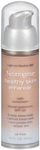 Neutrogena Healthy Skin Enhancer, Light to Neutral 30, 1 Ounce