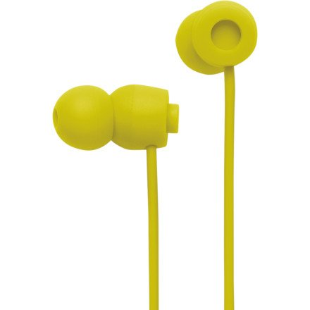 Learn More About Urbanears: Bagis In-Ear Headphones - Citrus
