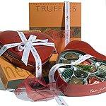 Neuhaus Filled Tin Heart & Truffles (Gourmet,Neuhaus Chocolates,Gourmet Food,Chocolate)