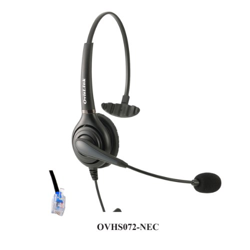 Call Center Headset For Nec Business Phones