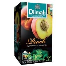 dilmah-peach-flavoured-ceylon-black-tea-20-tea-bags-net-wt-40-g
