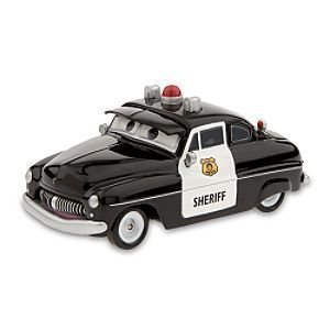 Disney Sheriff Die Cast Car