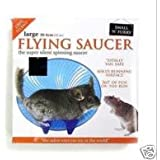 Small-n-Furry Flying Saucer Wheel, 6.5-inch