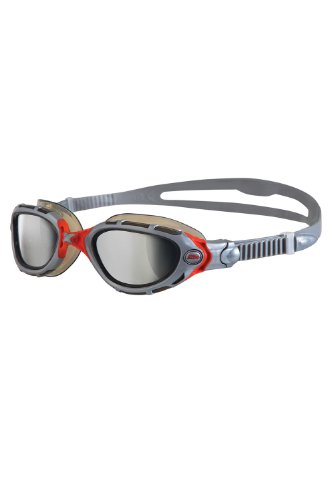 Zoggs Predator Flex Mirrored  Mirror/Silver/Smoke Picture