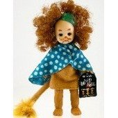 McDonald's Madame Alexander 2008 Cowardly Lion Doll