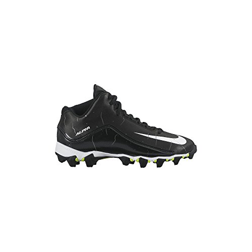 Boy's Nike 'Alpha Shark 2 3/4' Football Cleat, Size 5 M - Bl