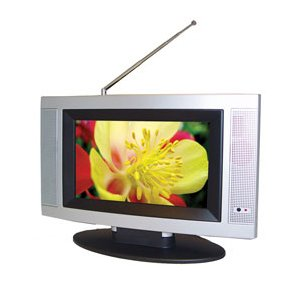 TV 8.5 LCD/DIGITAL TUNER W/AC/DC PWRCRD