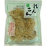 山口県産 乾燥れんこん 25g  吉良食品
