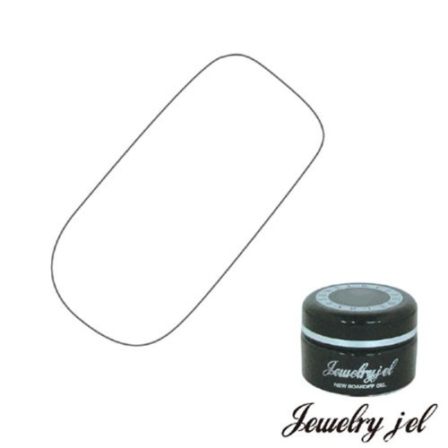 Jewelry Gel プリティー ArtWhite 2.5g