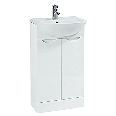 Phoenix Trend 50 Unit & Basin - White FU072