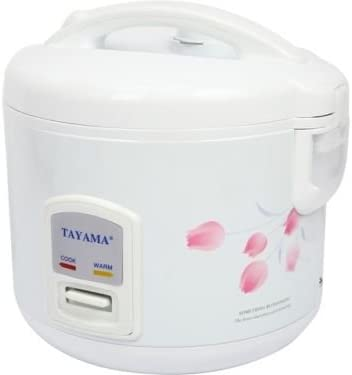 Tayama 8-Cup Electric Rice Cooker