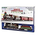 31berO31oIL. SL160  Bachmann White Christmas Express Ready To Run Electric Train Set   Large G Scale ..Dont Buy it, Until You Read This