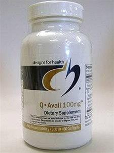 Q-Avail/Coq10 100Mg 60Sg