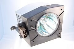 Replacement Lamp for Toshiba 23311153 D95-LMP LV-672 TVs