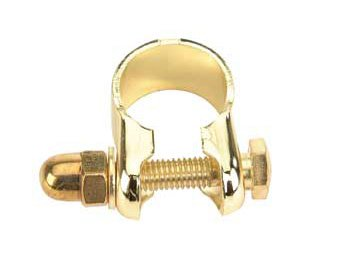 Bike | Bicycle Seat Post Clamp 1″ Gold