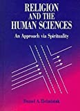 img - for Religion and the Human Sciences: An Approach Via Spirituality book / textbook / text book