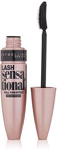 Maybelline New York Lash Sensational Black Pearl Waterproof Mascara 0.3 Fluid Ounce by Maybeline New York