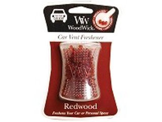 Redwood Car Vent Freshener by Woodwick – *SET OF 2**