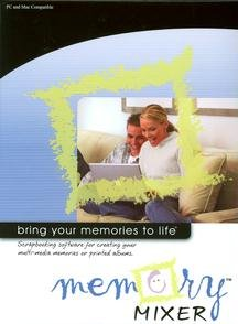 Memory Mixer - Digital Scrapbook Software