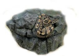 Reptile Shelter 3 in 1 Cave - Small