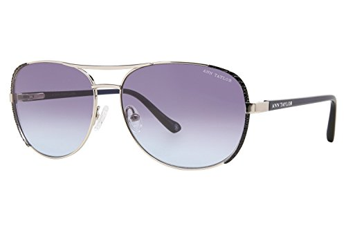 ann-taylor-at507-sunglasses-frame-silver-black-with-navy-tyat50702