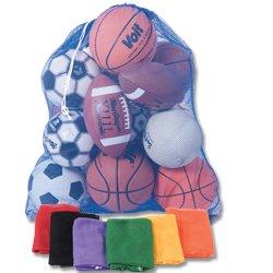 Heavy-Duty Mesh Equipment Bag