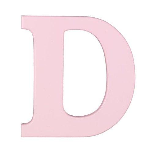 KidKraft Wood Letter - Pink - 1