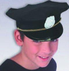 casquette de policier pour enfant jeux et jouets. Black Bedroom Furniture Sets. Home Design Ideas