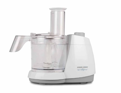 Details for 50875518575-Black & Decker FP1450 8-Cup Quick'n Easy Food Processor by Applica