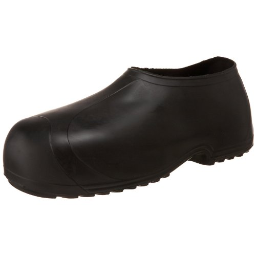 07. Tingley Men's High Top Work Rubber Stretch Overshoe