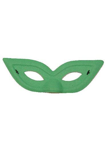 Green Harlequin Mask
