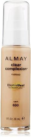 ALMAY Clear Complexion Makeup Sand 1 Fluid Ounce