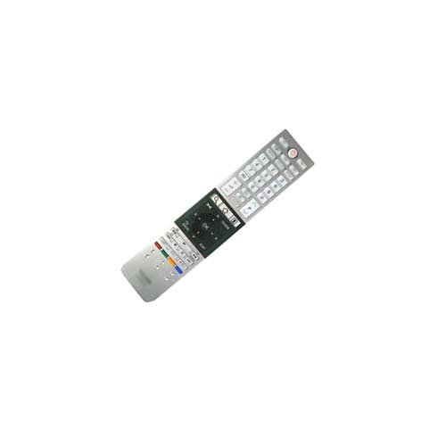 Remote Control Ct-90445 Ct90445 Ct-90429 Ct90429 For Toshiba Smart 3D Lcd Led Hdtv Tv