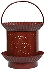 Wax Melter - Burgundy Star