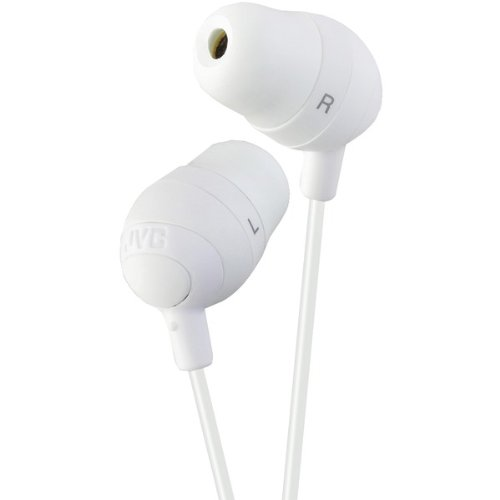 Brand New Jvc Marshmallow Earbuds (White)