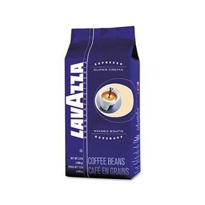 lavazza-lav4202-super-crema-espresso-coffee-beans-italian-bar-and-cafeteria-pack-of-6-by-lavazza