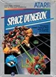Space Dungeon for Atari 5200 Video Game Cartridge