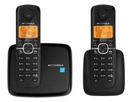 New-L602 DECT6.0 Caller ID Handset Speakerphone 2-Handset Bundle - MOTL602