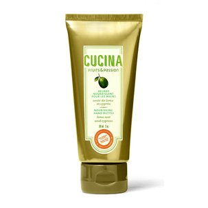 Cucina Lime Zest and Cypress 2.0 oz Nourishing