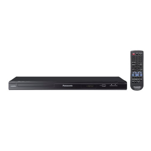 Great Features Of Panasonic DVD-S68 HDMI 1080P Up-Converting All Multi Region Code Zone Free PAL/NTS...