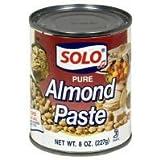 Solo Pure Almond Paste